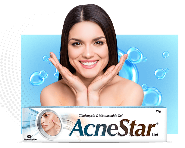 AcneStar Gel - Clear Gel for Acne, Best Anti-Acne Gel