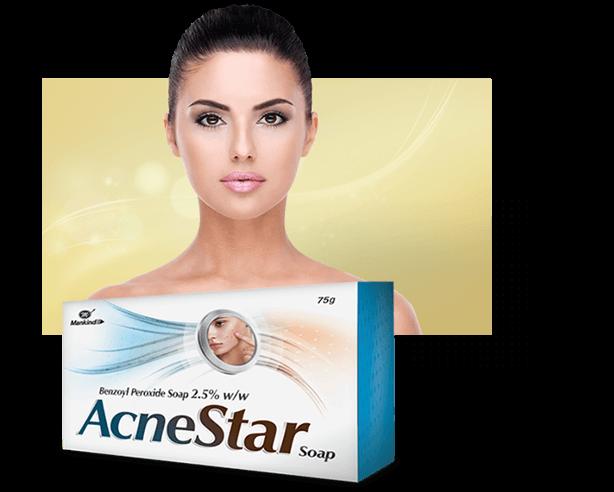 AcneStar - Best Acne Gel, Acne Soap, Best Anti-Acne Cream
