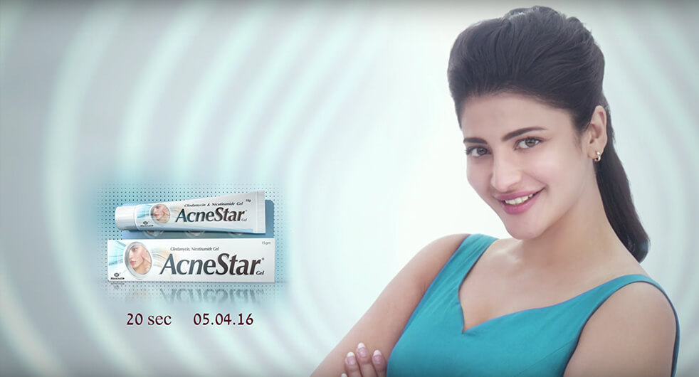 Acne Star Product Video