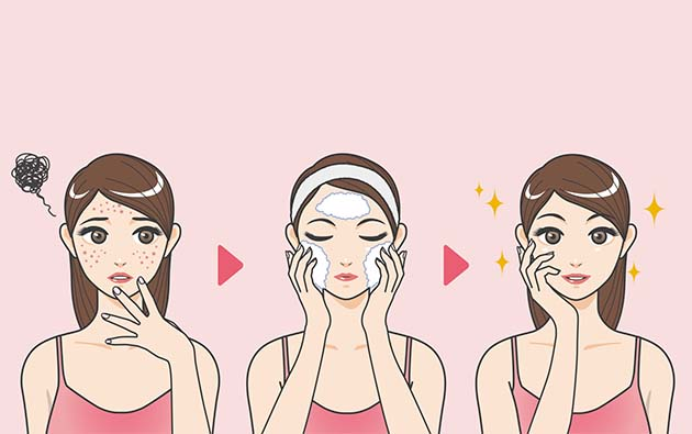 5 Mistakes Made while Choosing A Face Wash