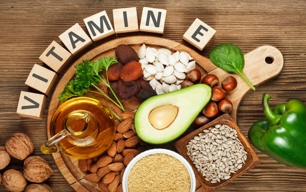 How Vitamin E can help in Treating your Acne