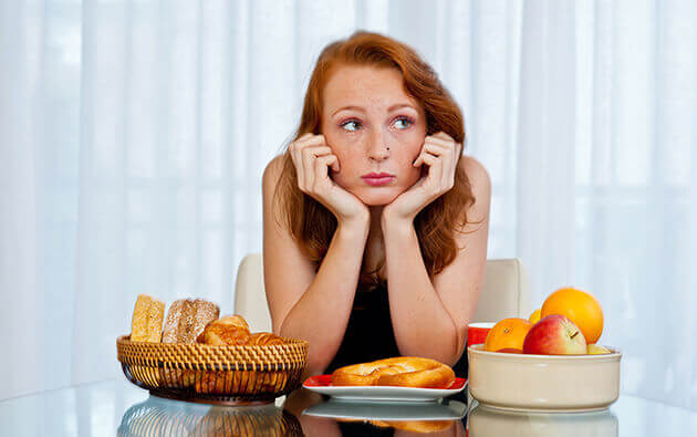 Acne Diet- List of foods that cause acne